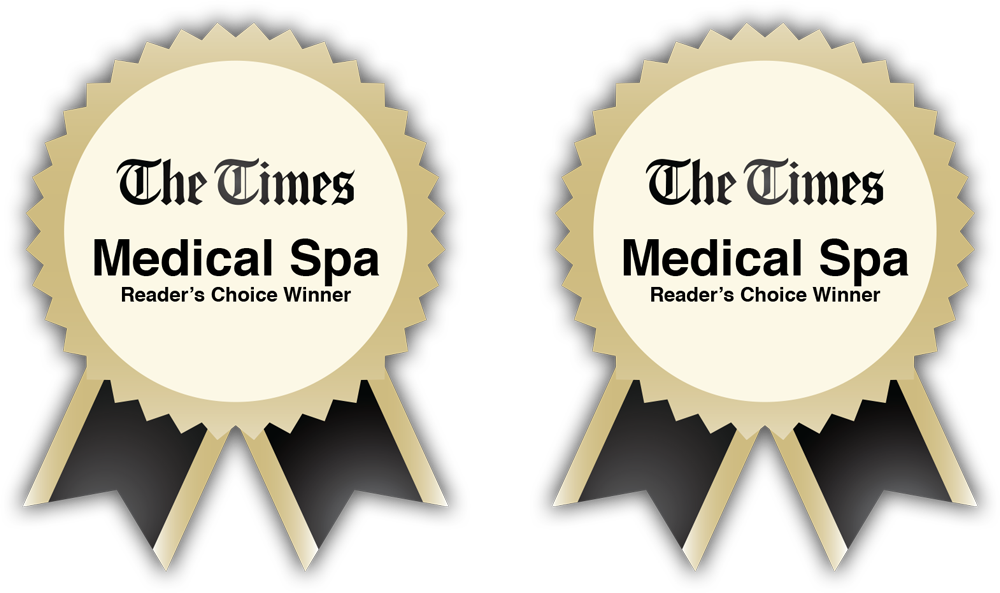 The Times Reader's Choice Medical Spa Winner