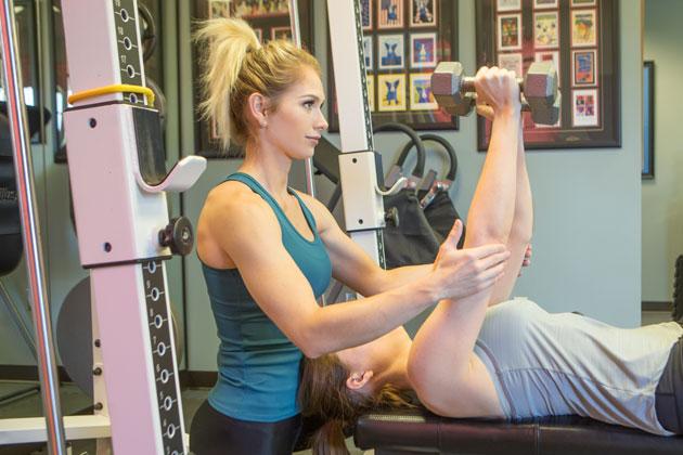 Heather Marsh Personal Trainer